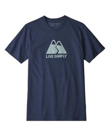Men's Live Simply Winding Responsibili-Tee