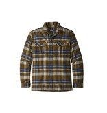 Patagonia Men's Long-Sleeve Fjord Flannel Shirt