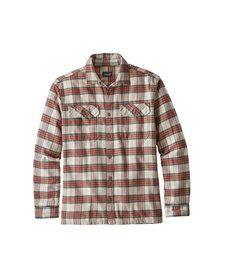 Men's Long-Sleeve Fjord Flannel Shirt