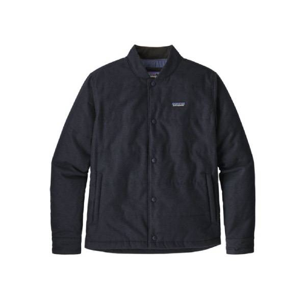 Patagonia Men's Recycled Wool Bomber Jacket