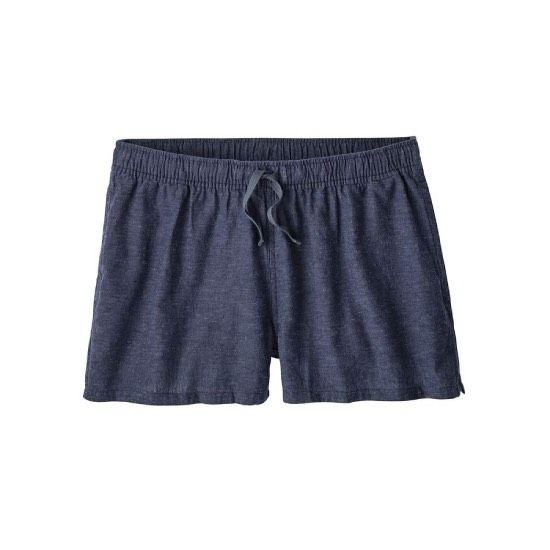 Patagonia Women's Island Hemp Baggies Shorts