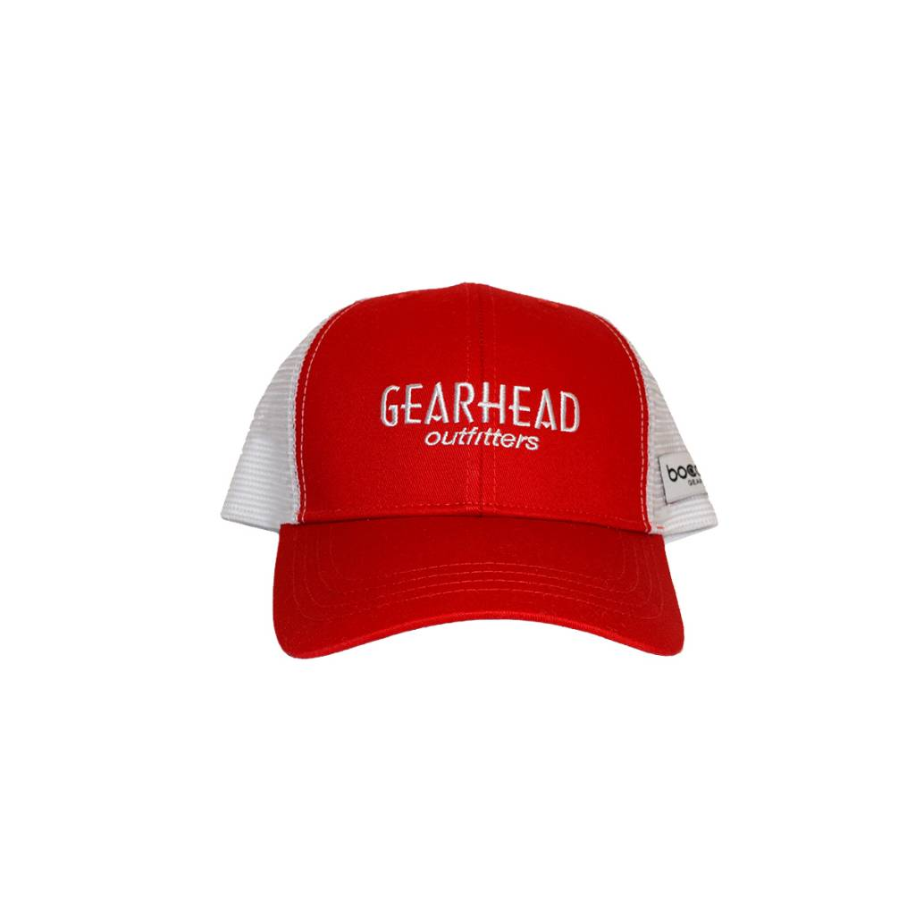 Gearhead Outfitters Text Trucker