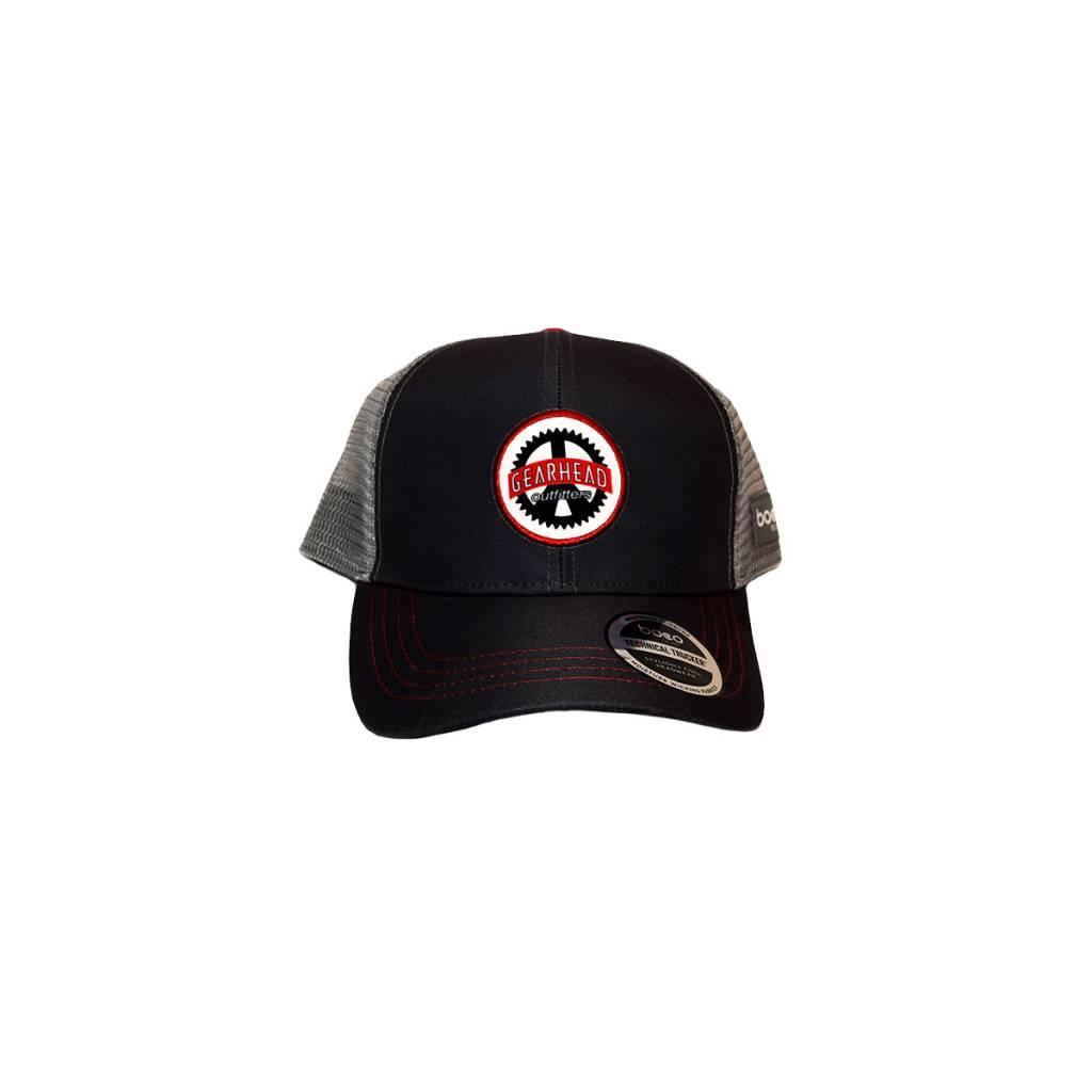 Gearhead Outfitters Logo Trucker