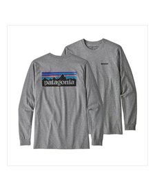 Men's Long Sleeve P-6 Logo Responsibili-Tee