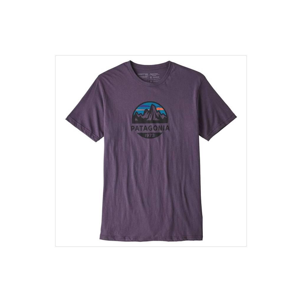 Patagonia Men's Fitz Roy Scope Organic T-Shirt