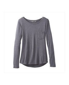 Foundation Long Sleeve Crew Neck Top