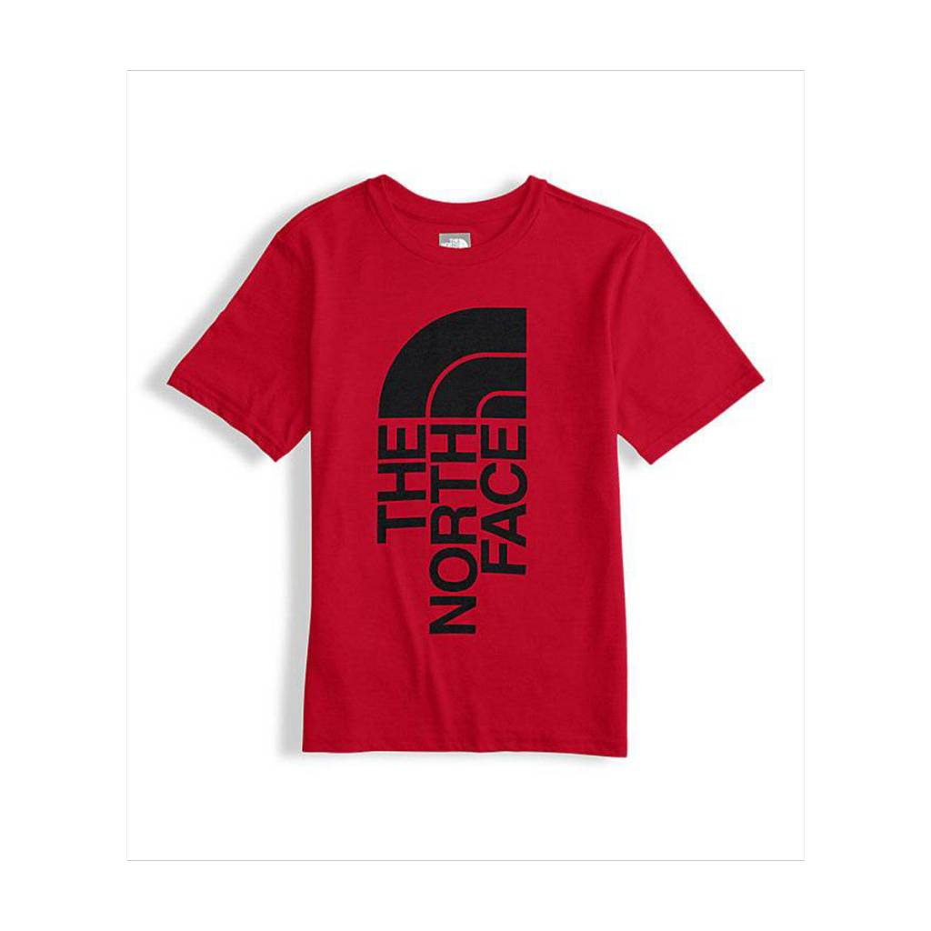 The North Face Boy's Short Sleeve Graphic Tee