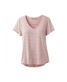 Women's Foundation Short Sleeve V Neck Top