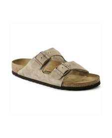 Arizona Soft Footbed Suede-Narrow