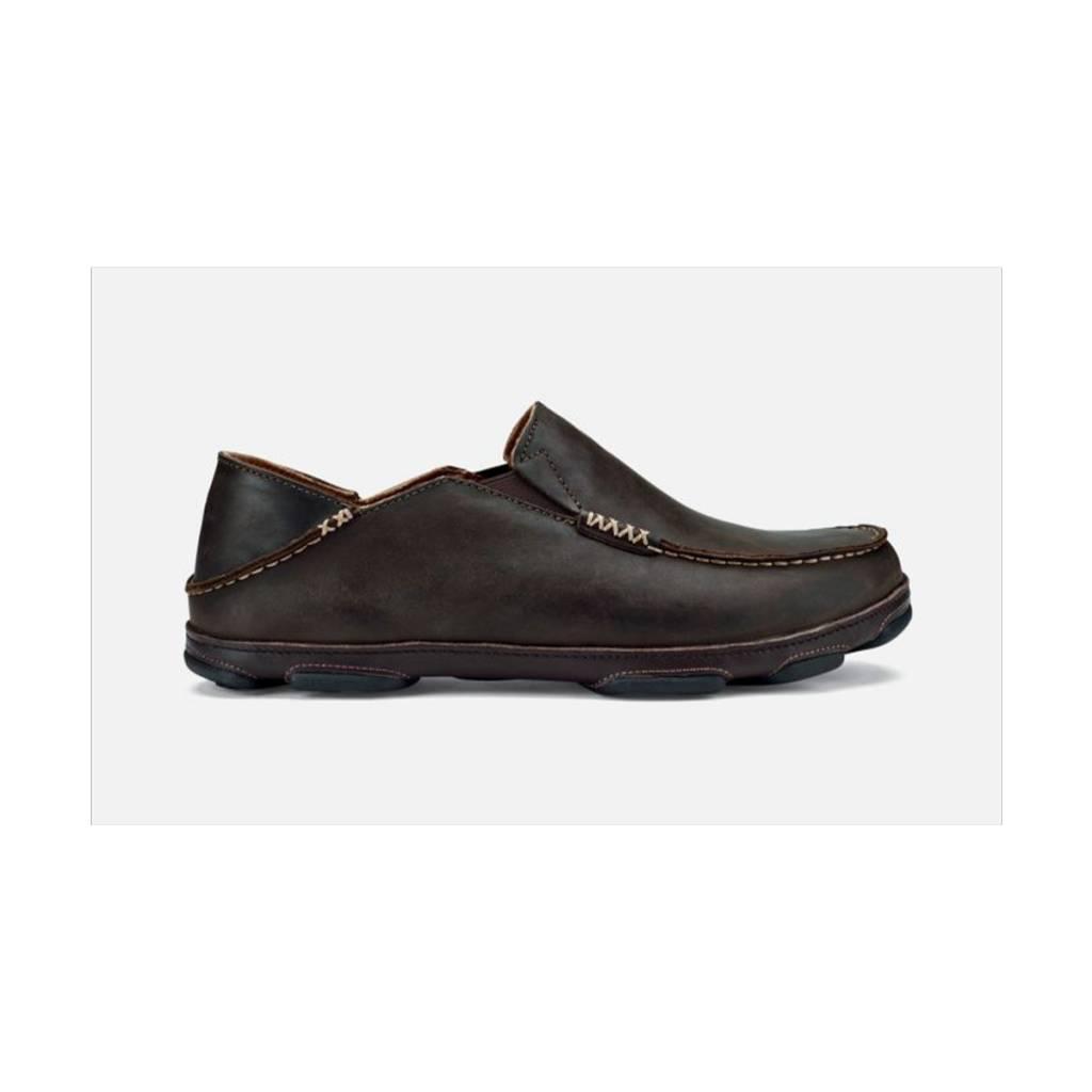 Olukai Men's Moloa Leather Shoe