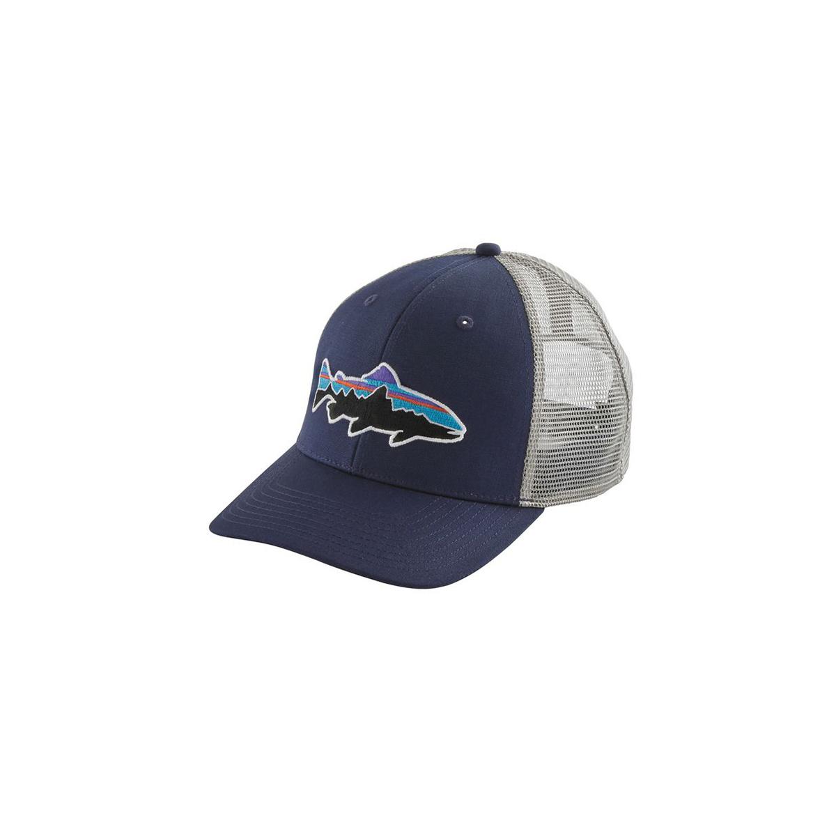 a6b20566558f1 Patagonia Fitz Roy Trout Trucker Hat Patagonia Fitz Roy Trout Trucker Hat