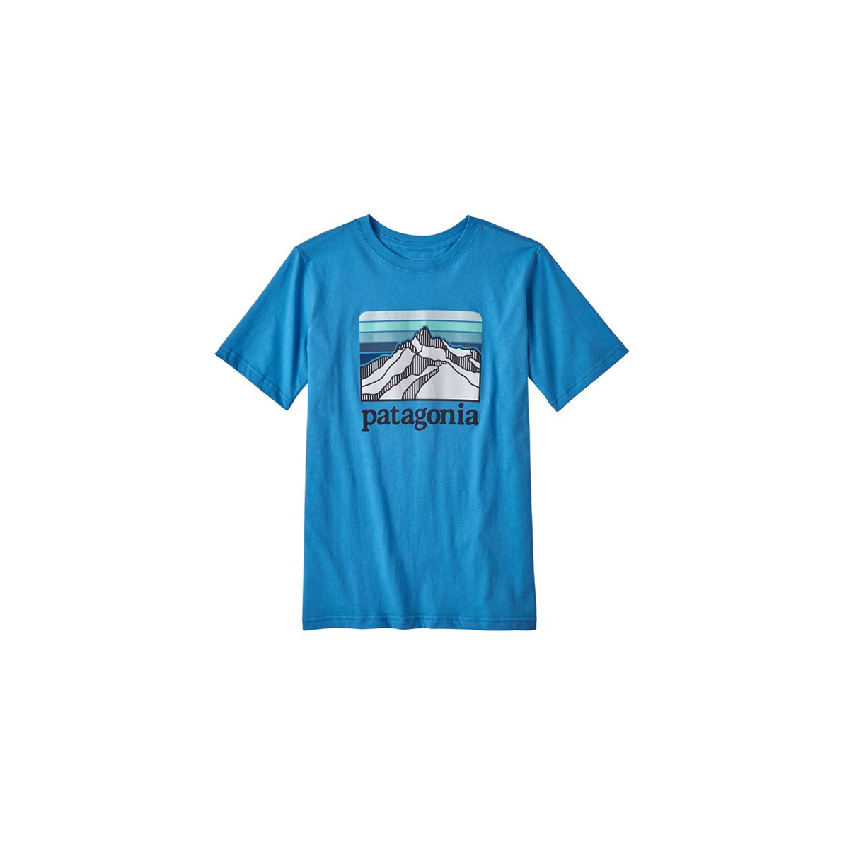 201782572 Patagonia B Graphic Organic T-Shirt - Gearhead Outfitters