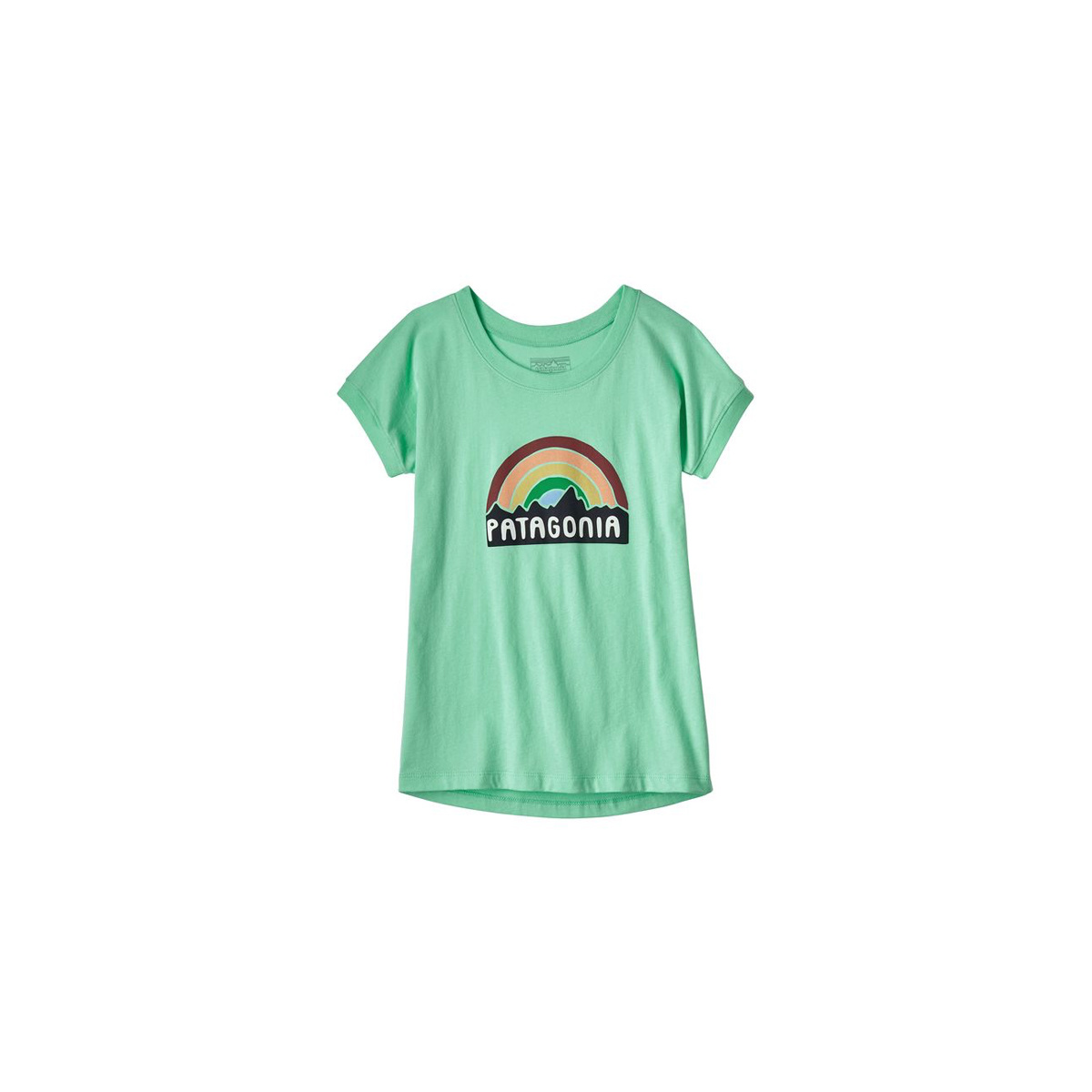 Patagonia Girl's Graphic Organic T-Shirt