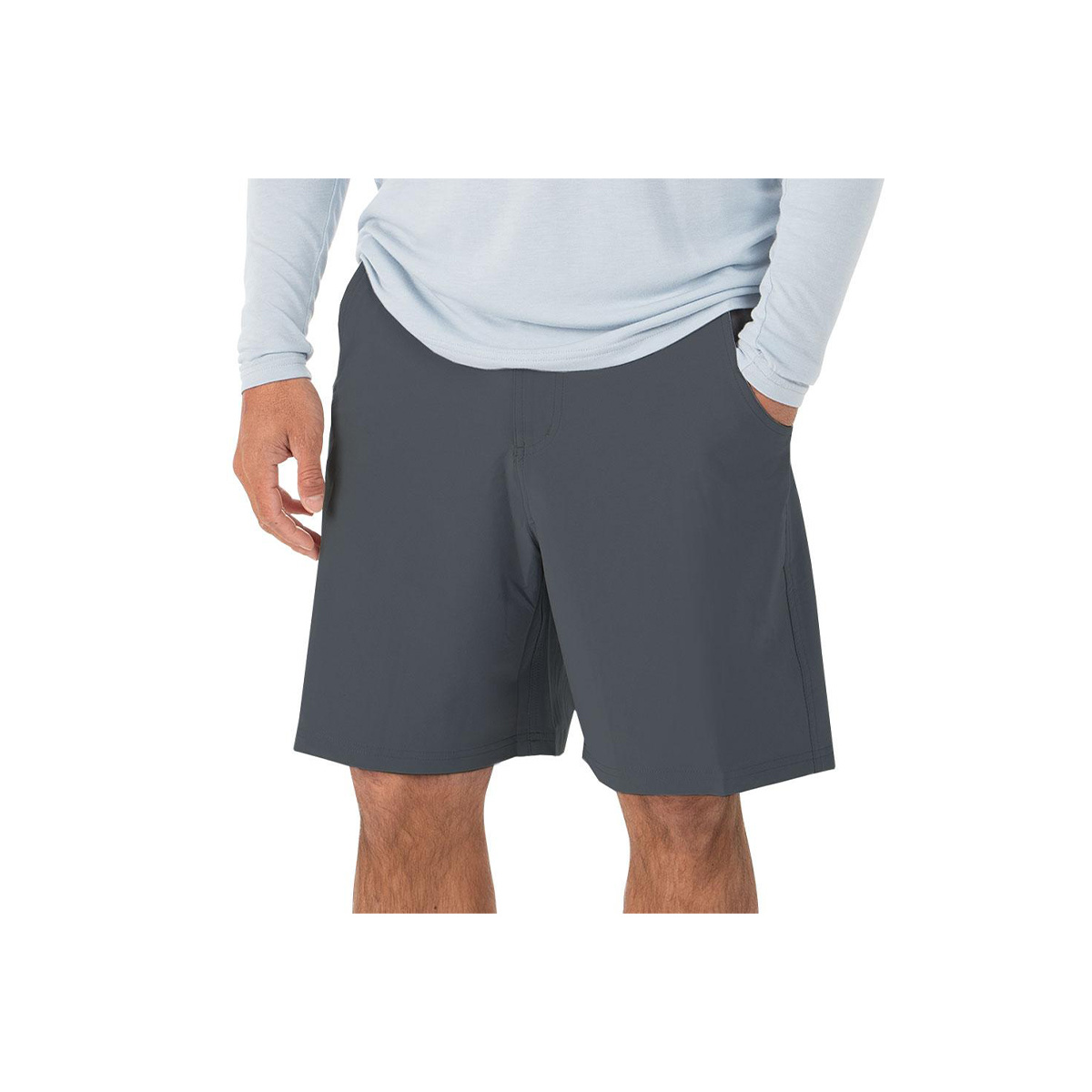 Free Fly Apparel Men's Bamboo-Lined Hybrid Shorts