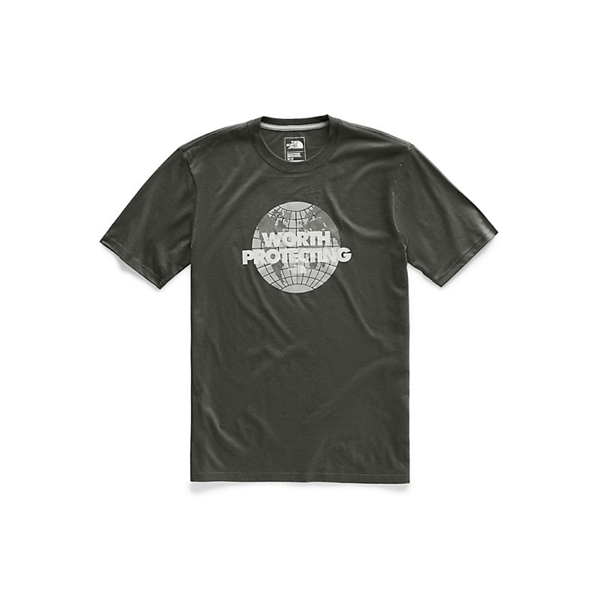 The North Face Men's Short Sleeve  Bottle Source Tee
