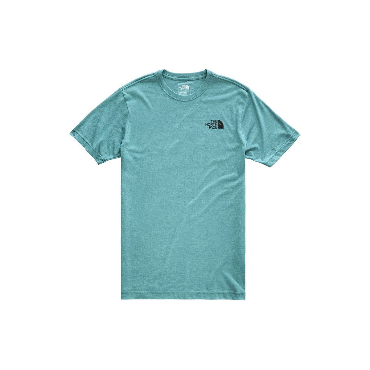 The North Face Men's  Short Sleeve Rest Assured Tri-Blend Tee