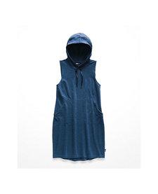 Women's  Bayocean Sleeveless Hooded Dress
