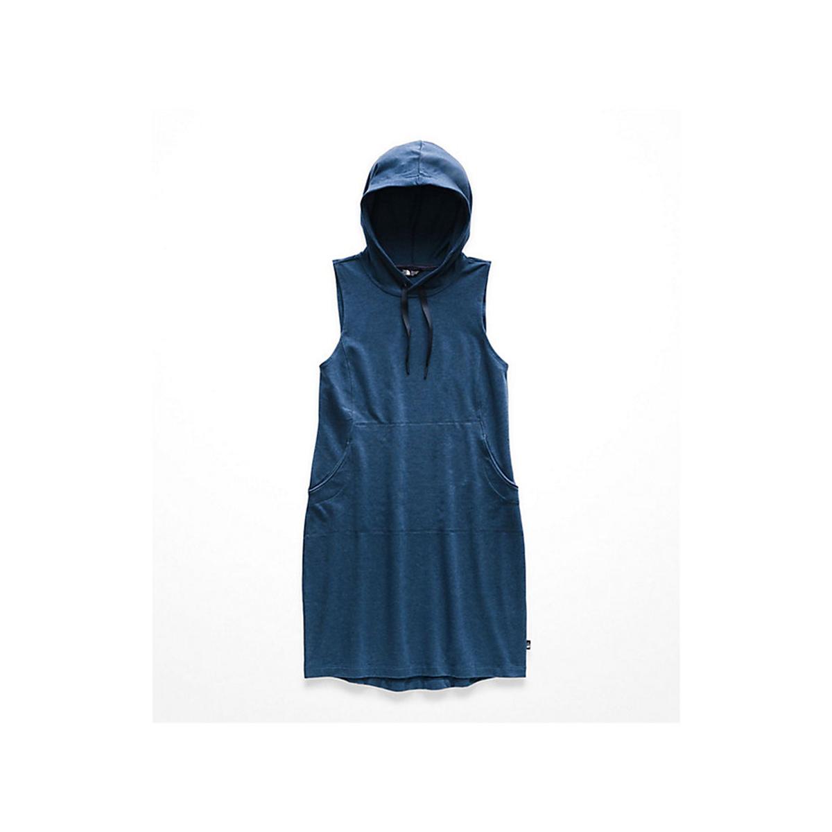 412e169976a1 The North Face W Bayocean Sleeveless Hooded Dress - Gearhead Outfitters