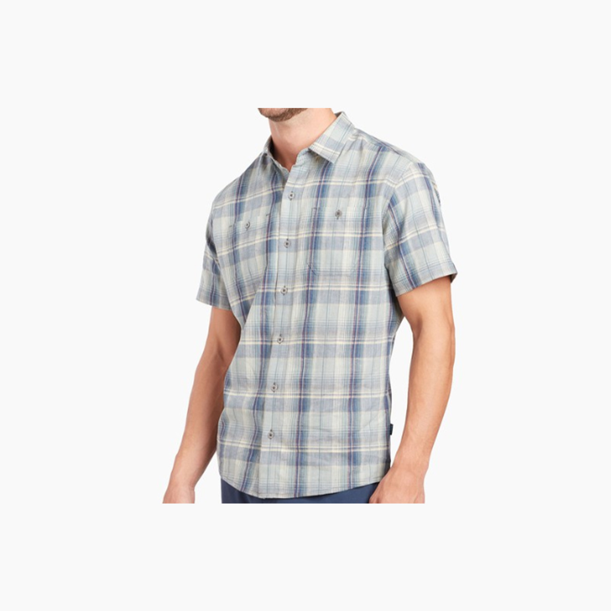 Kuhl Men's Skorpio Short Sleeve