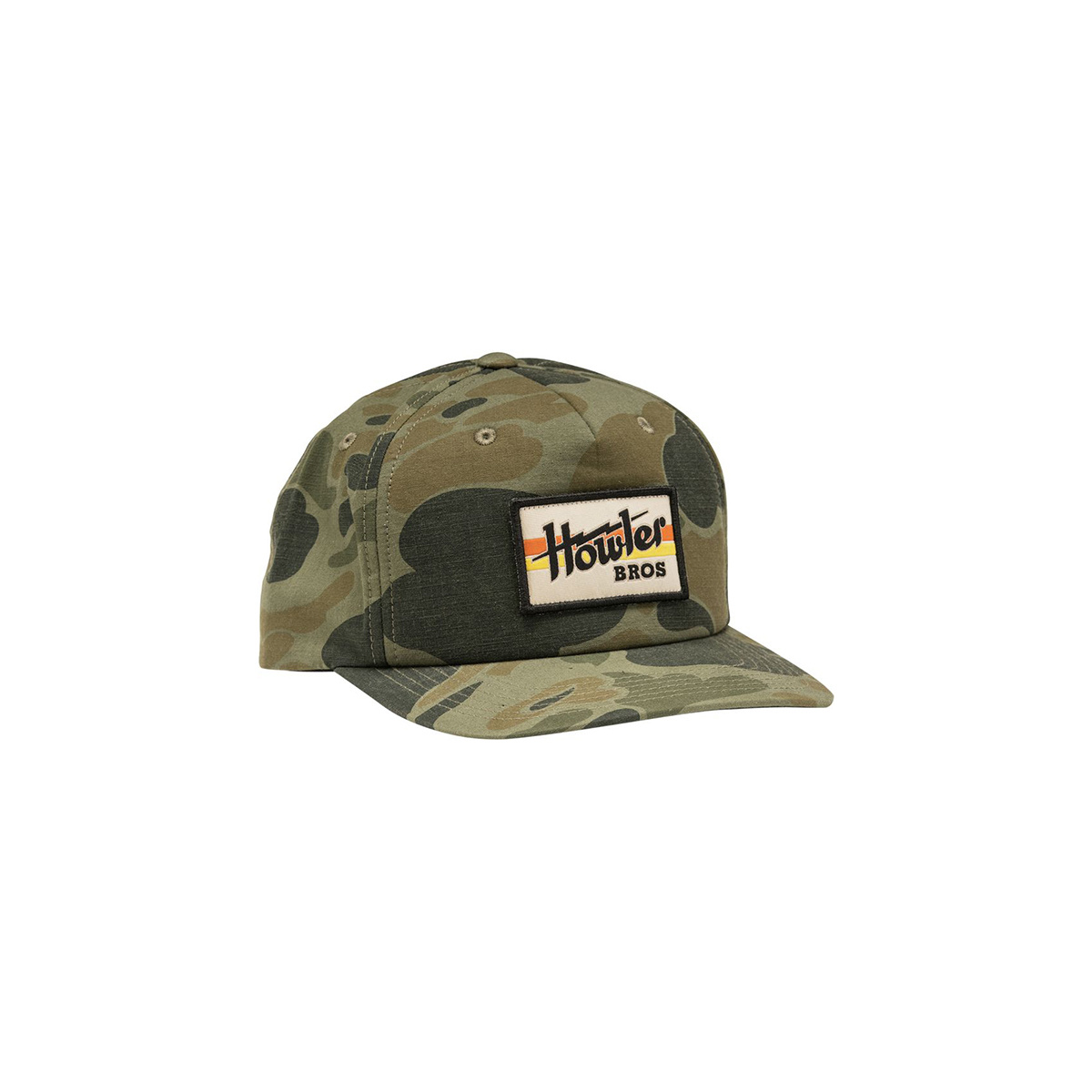Howler Brothers Electric Stripe Snapback