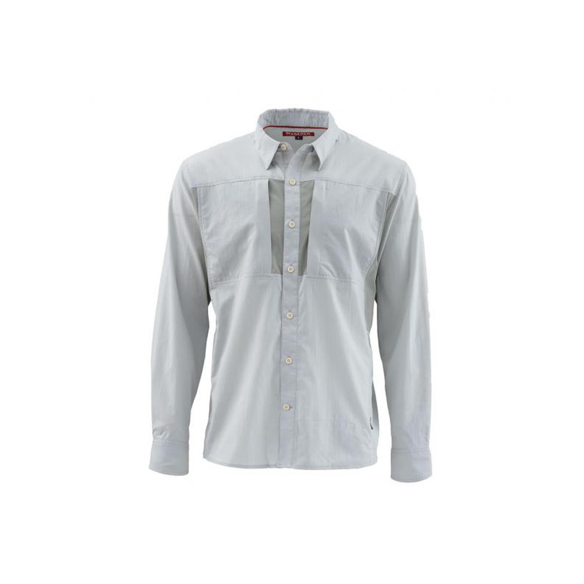 Simms Clothing Slack Tide Long Sleeve Shirt