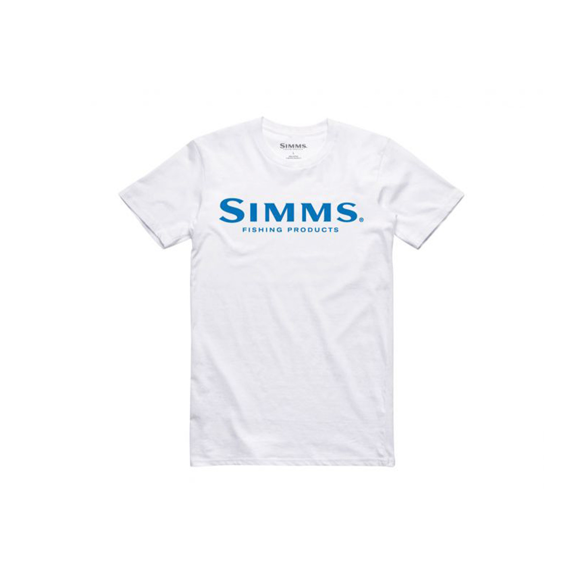 Simms Clothing Logo Short Sleeve Tech Tee