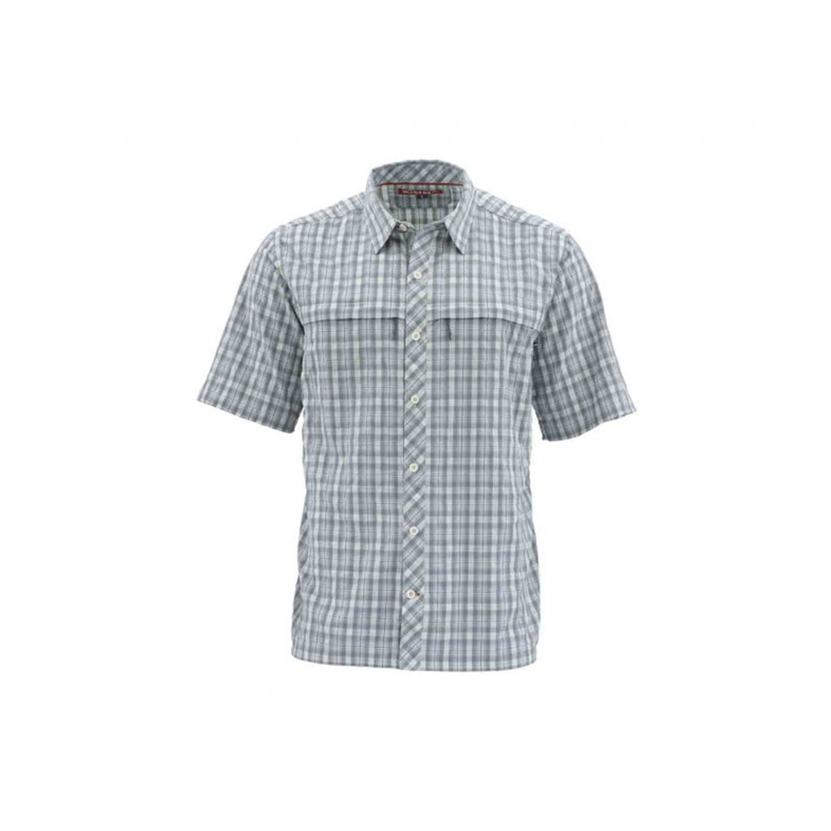 Simms Clothing Stone Cold Short Sleeve Shirt
