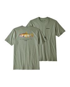 Men's Greenback Cutthroat World Trout Responsili-Tee