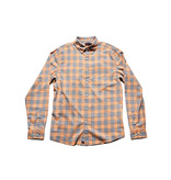 The Normal Brand Men's Two Tone Check Button Down