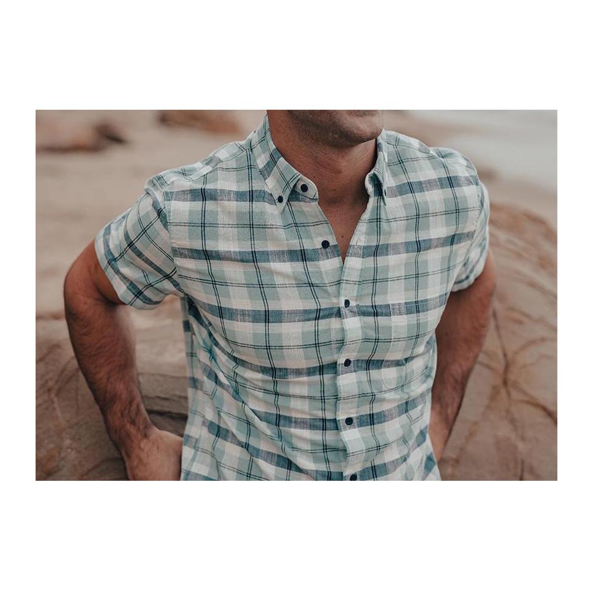 The Normal Brand Men's Louis Short Sleeve