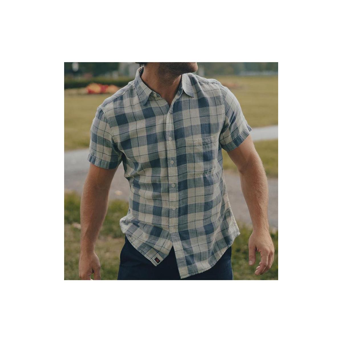 The Normal Brand Men's Skipper Short Sleeve