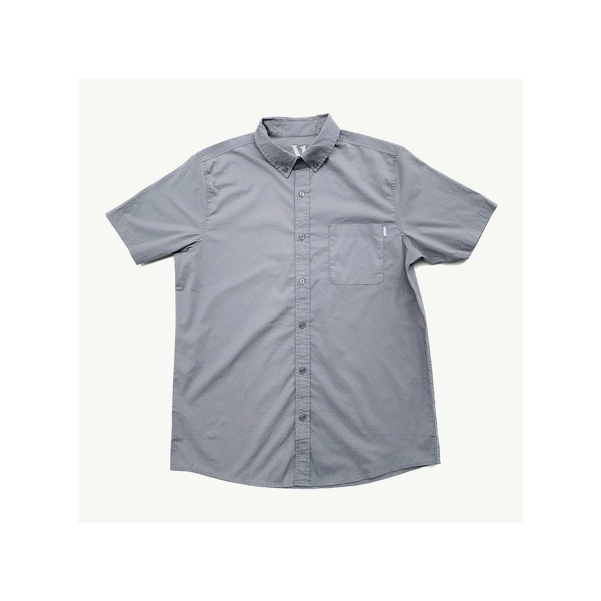 Vuori Men's Crest Short Sleeve Button Down