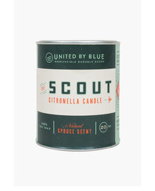 Scout Citronella Candle