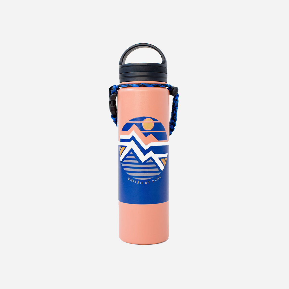United by Blue Stainless Steel 22oz Bottle