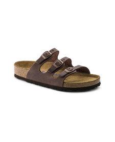 Florida Soft Footbed Oil Leather-Regular