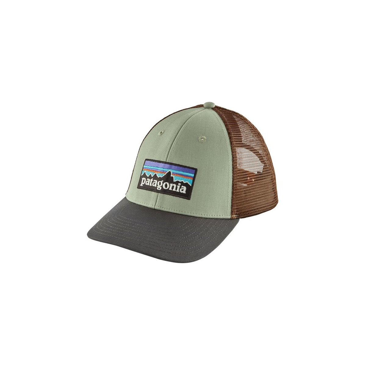 97785e530c2d9 Patagonia P-6 Logo LoPro Trucker Hat - Gearhead Outfitters