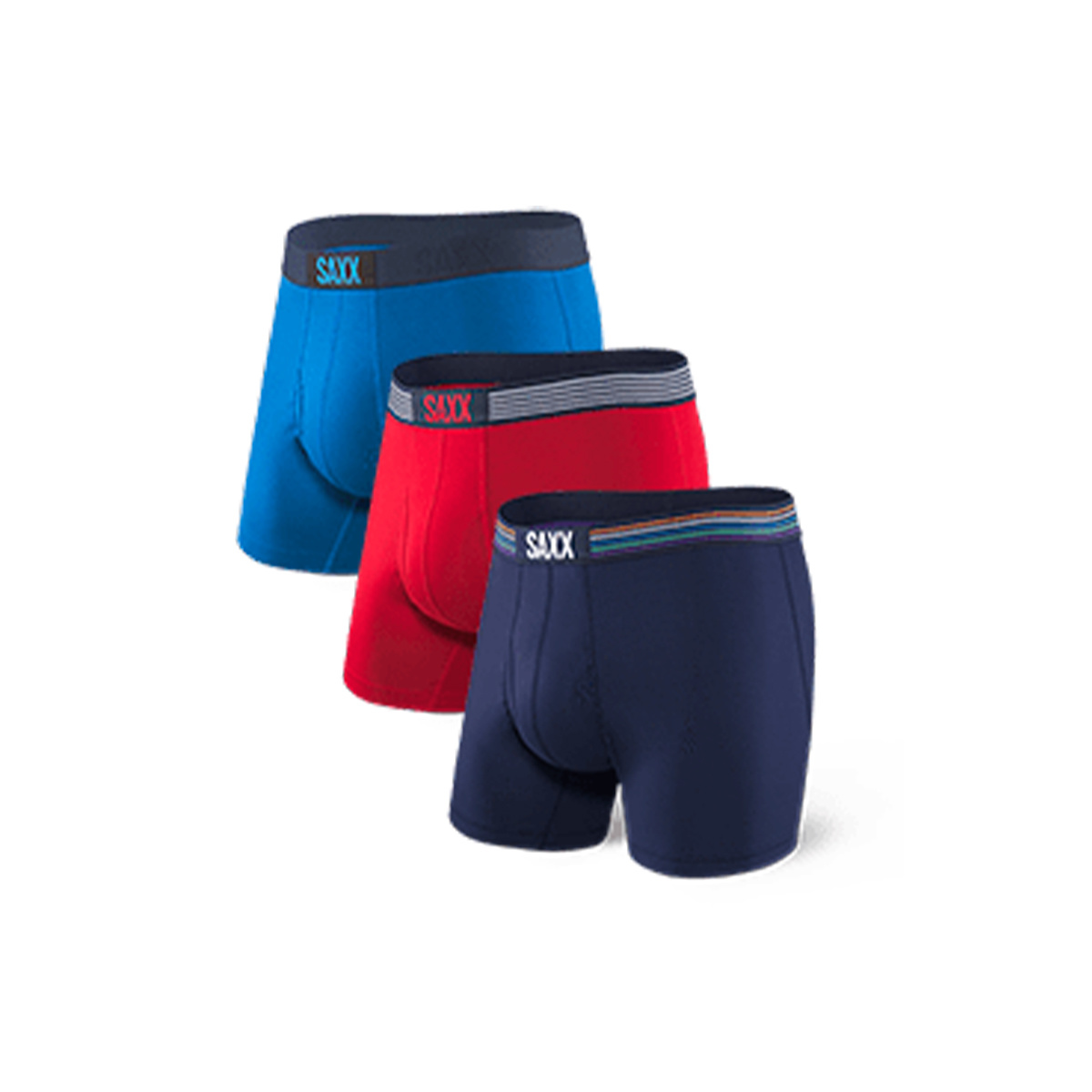 Saxx Underwear Co. Ultra Boxer 3 Pack