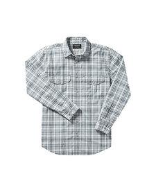 Long Sleeve Feather Cloth Shirt
