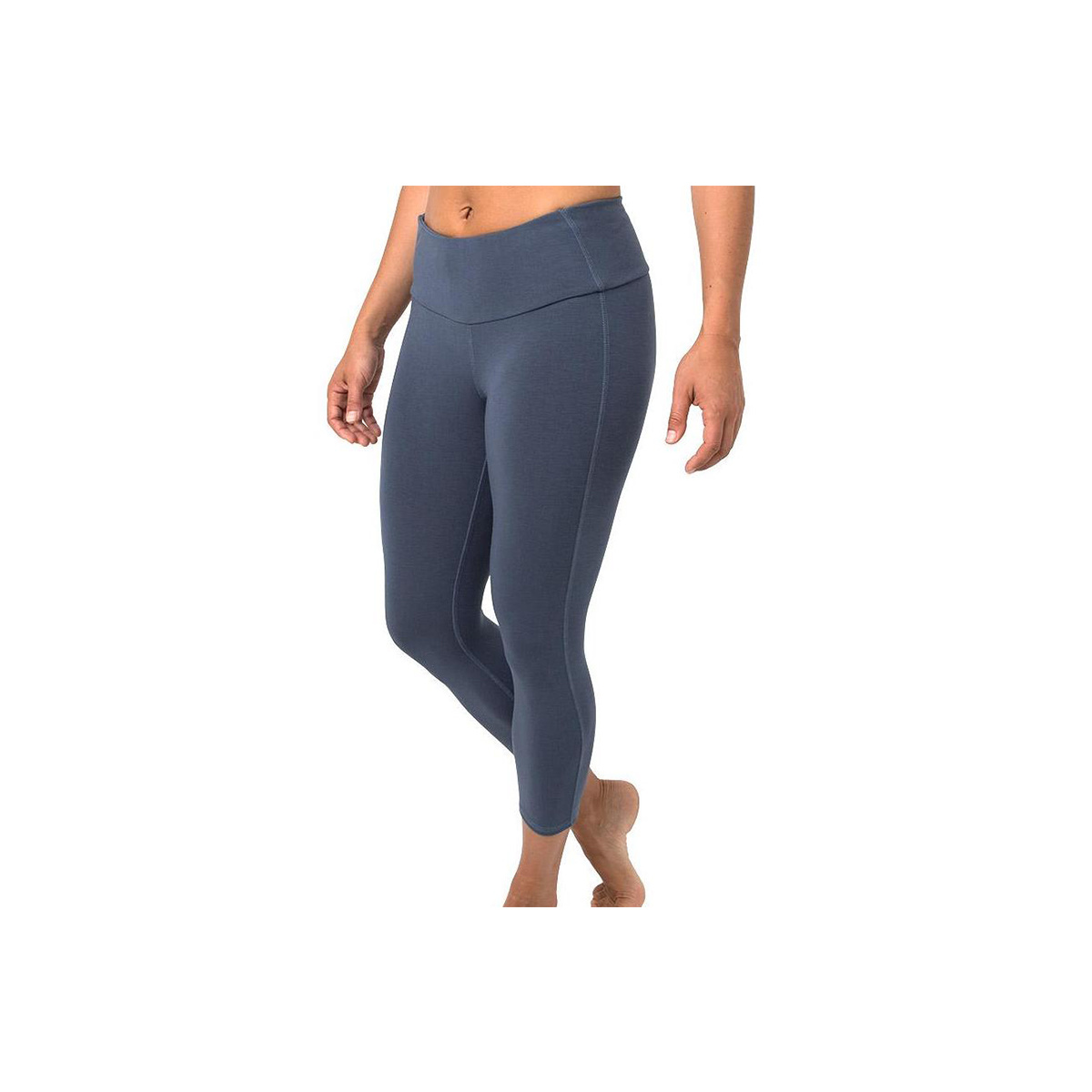 Free Fly Apparel Women's Bamboo Cropped Tights