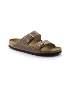 Arizona Soft Footbed Oiled Leather-Narrow