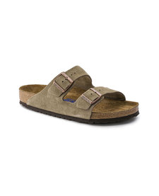 Arizona Soft Footbed Suede-Regular