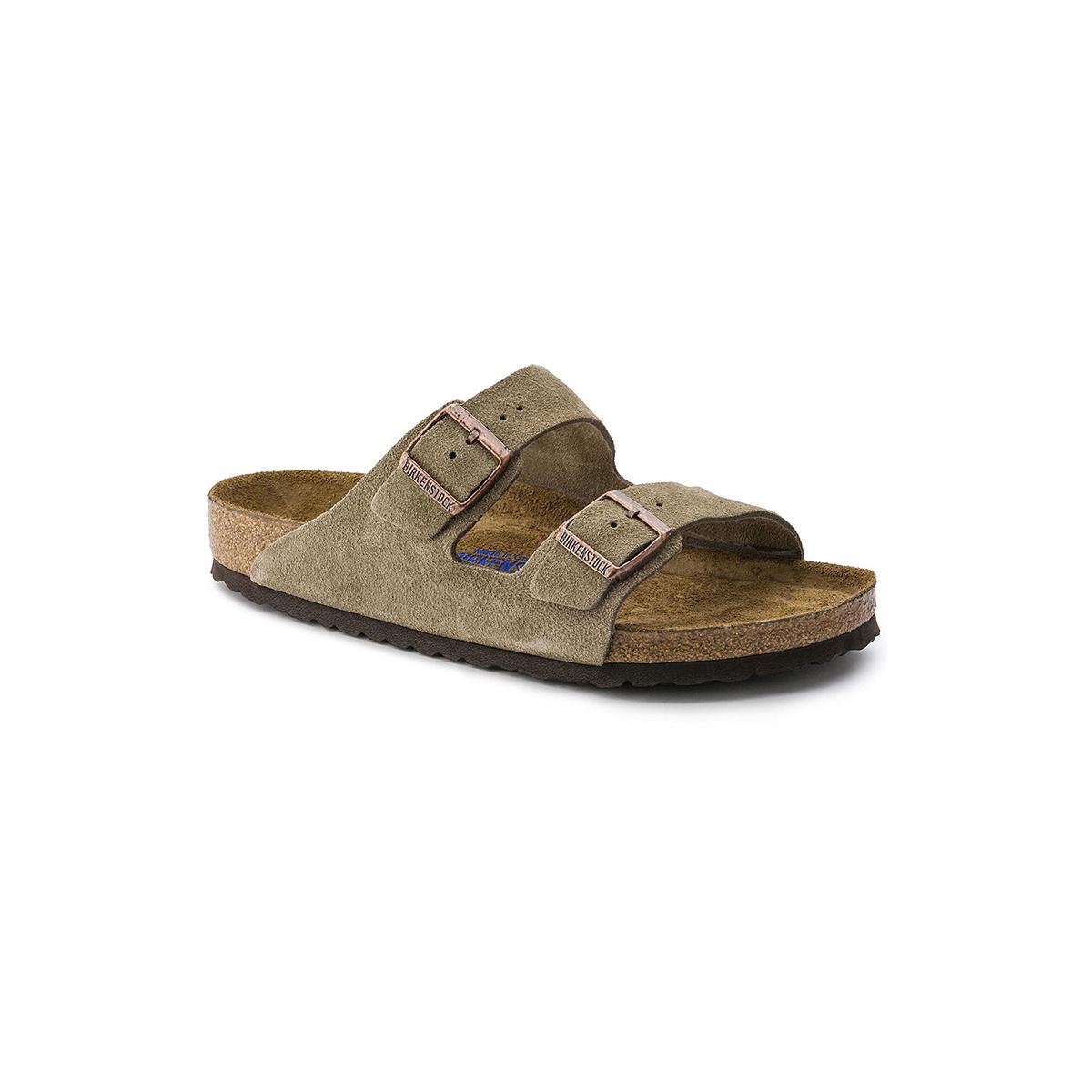 Birkenstock Arizona Soft Footbed Suede-Regular