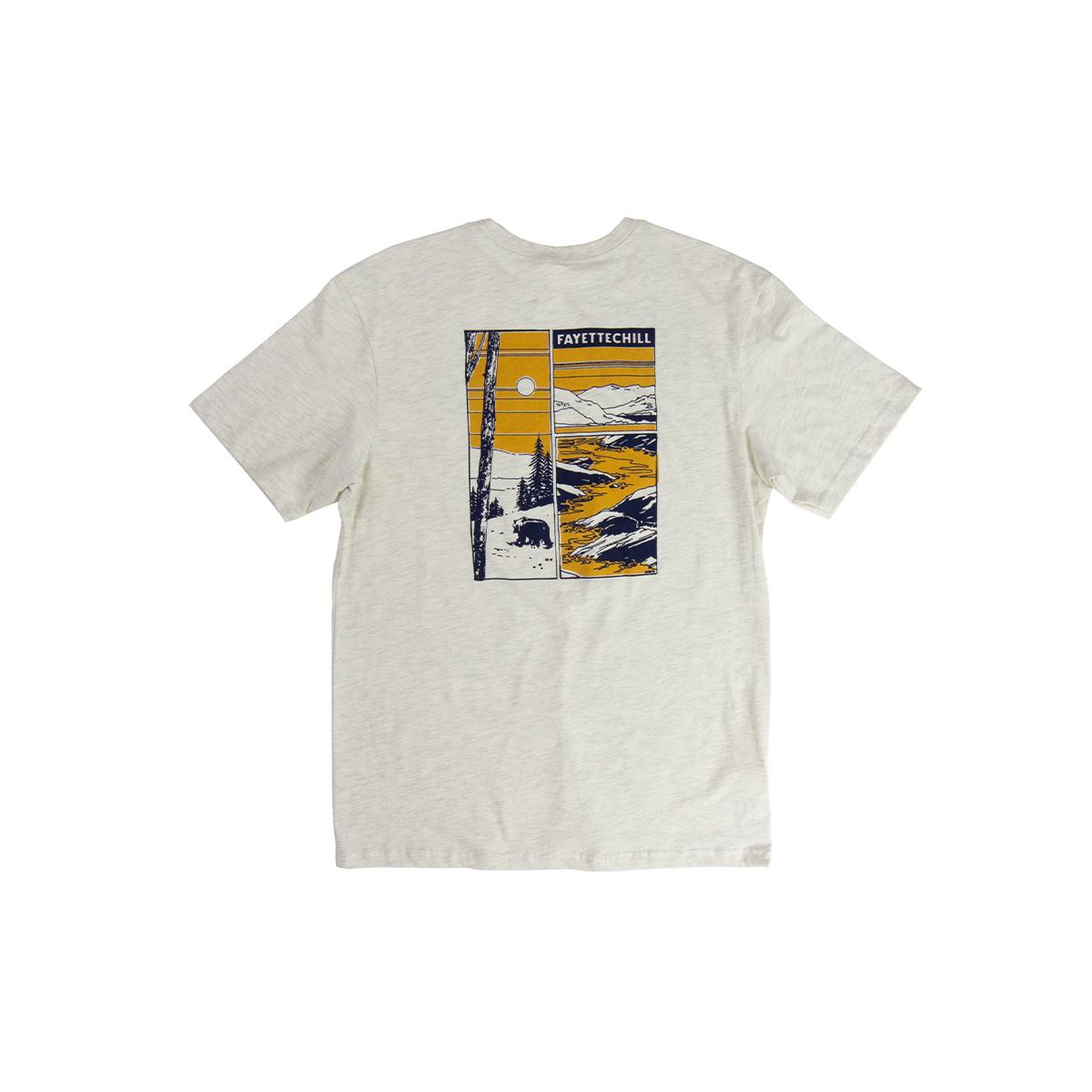Fayettechill Men's Kuma Short Sleeve