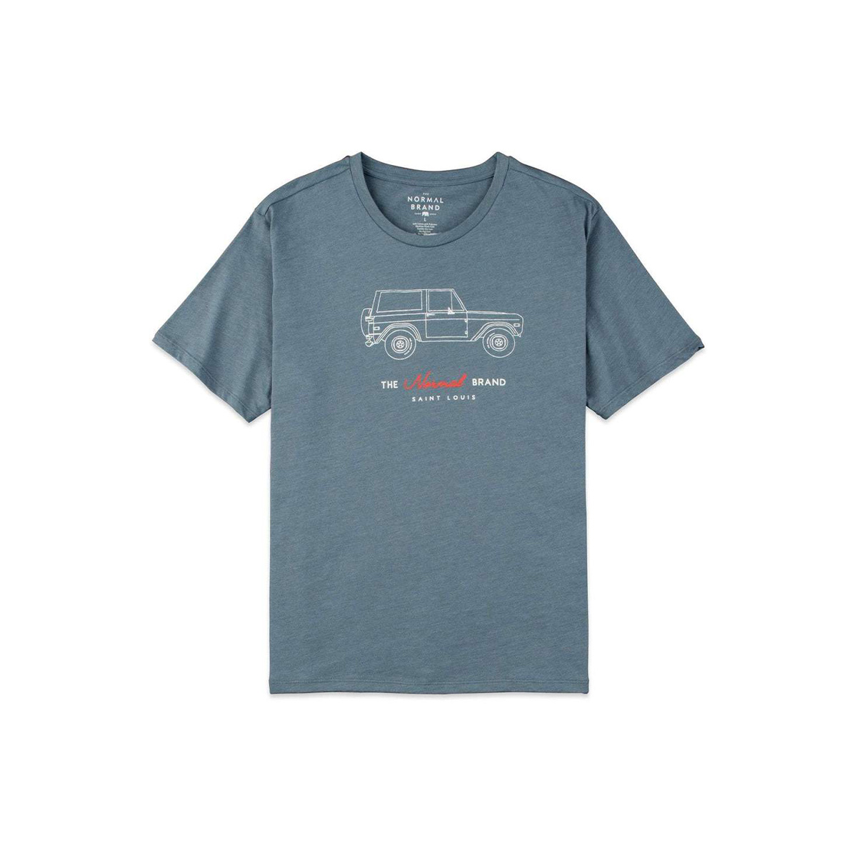 The Normal Brand Bronco Short Sleeve Tee