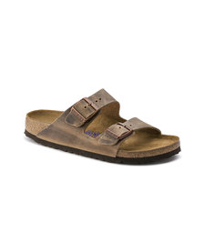 Arizona Soft Footbed Oiled Leather-Regular