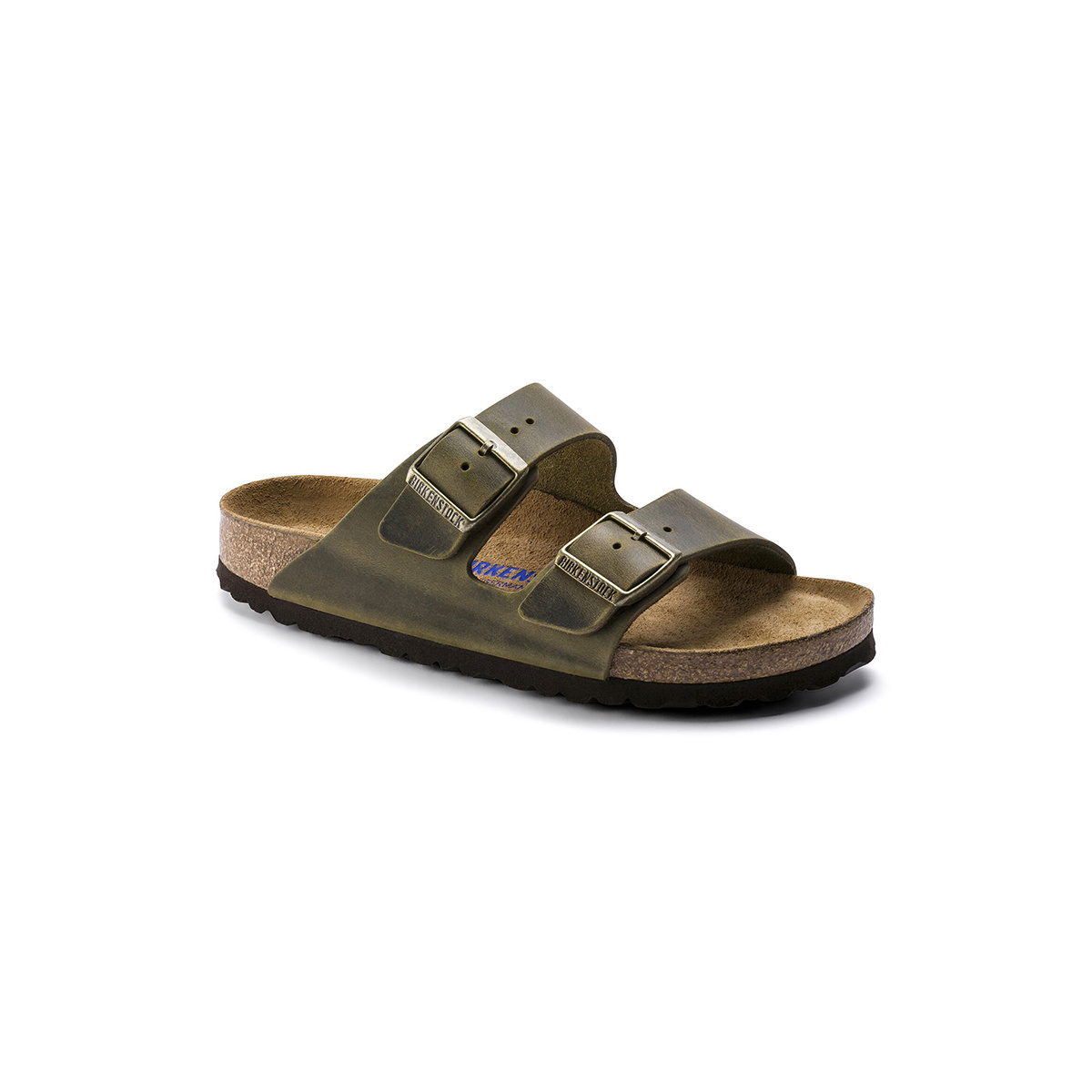 Birkenstock Arizona Soft Footbed Oiled Leather-Regular