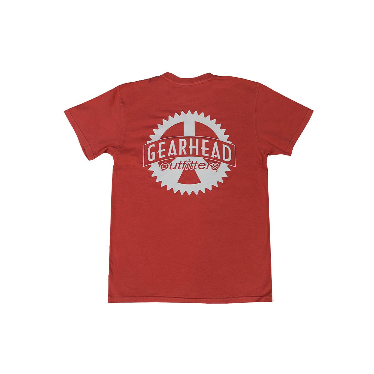 Gearhead Outfitters Gearhead Logo Short Sleeve