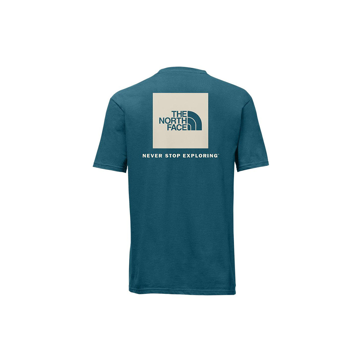 The North Face Men's Red Box Short Sleeve Tee