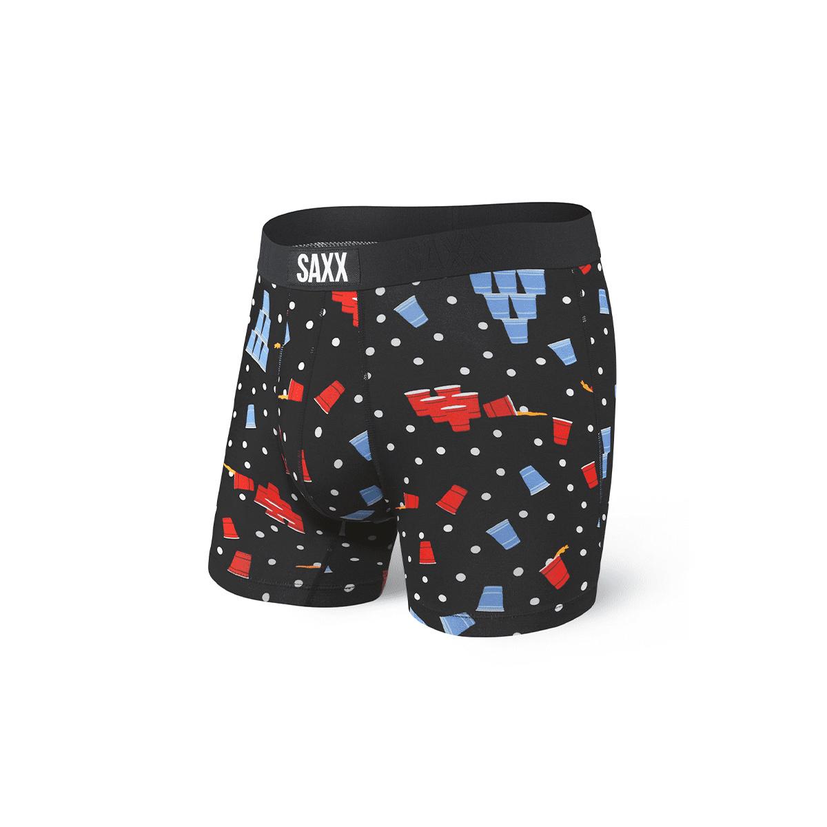 Saxx Underwear Co. Vibe Boxer Modern Fit