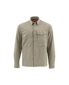 Guide Solid Long Sleeve Shirt